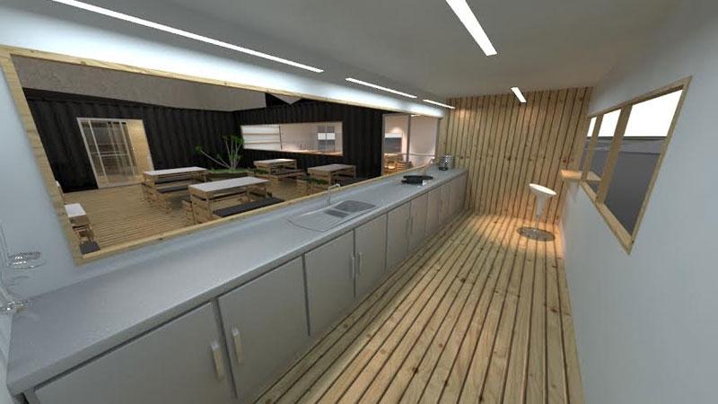 Mybox experience espacios en contenedores mar timos - Casas contenedores espana ...